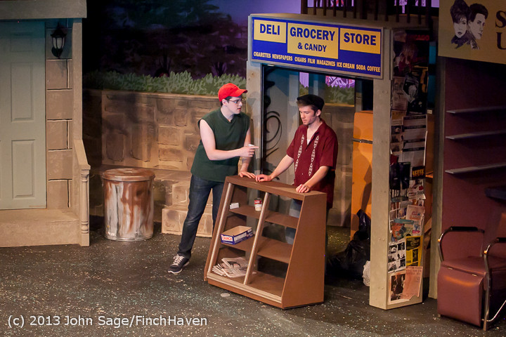 6902 In The Heights VHS Drama 2013 032413