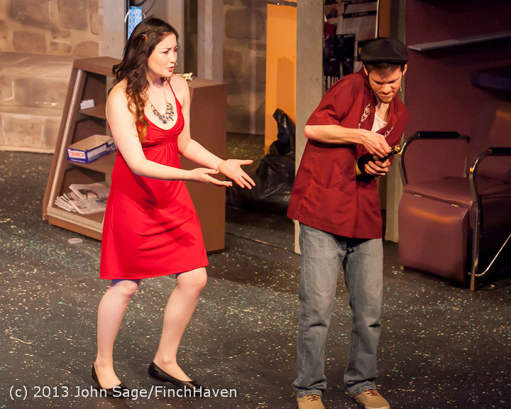 6927 In The Heights VHS Drama 2013 032413