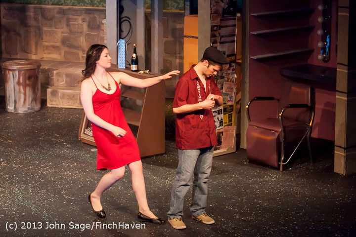 6935 In The Heights VHS Drama 2013 032413