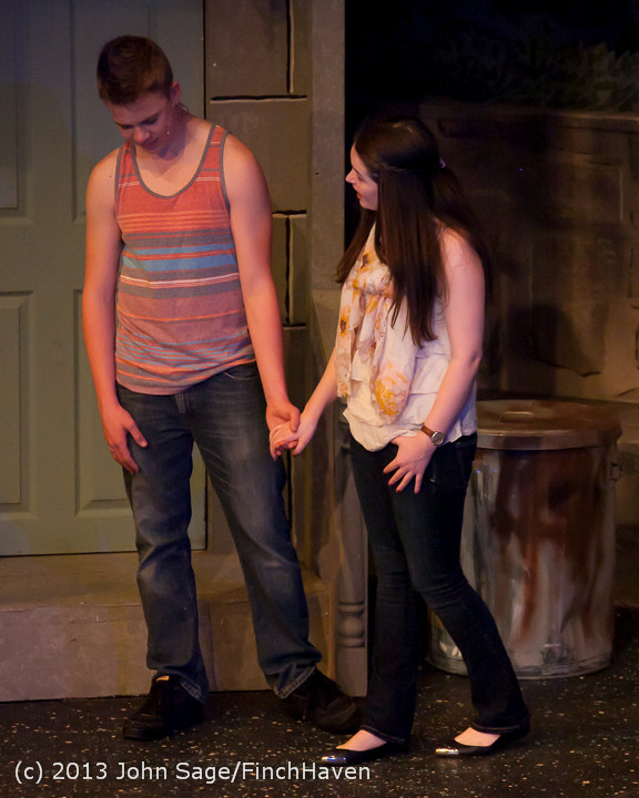 6957 In The Heights VHS Drama 2013 032413