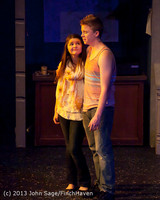 6986 In The Heights VHS Drama 2013 032413