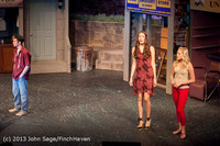 7027 In The Heights VHS Drama 2013 032413