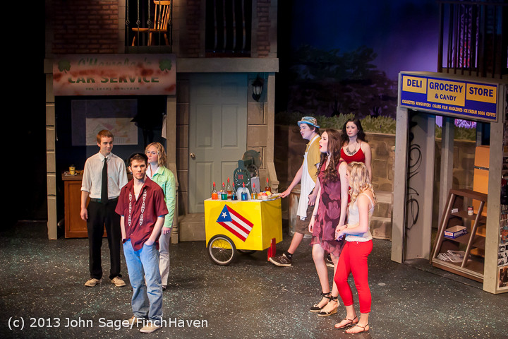 7034 In The Heights VHS Drama 2013 032413