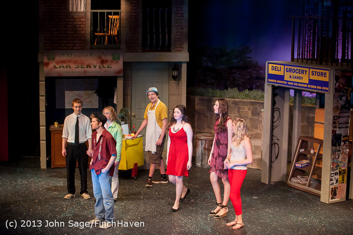 7035 In The Heights VHS Drama 2013 032413