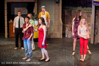 7039 In The Heights VHS Drama 2013 032413