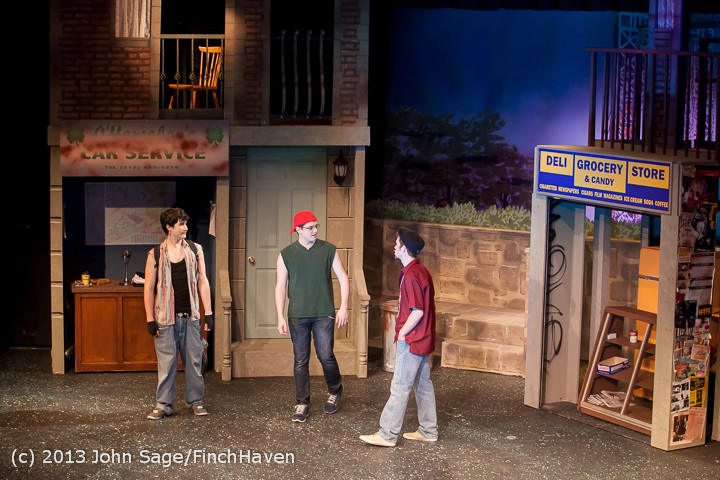 7063 In The Heights VHS Drama 2013 032413