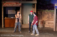 7064 In The Heights VHS Drama 2013 032413