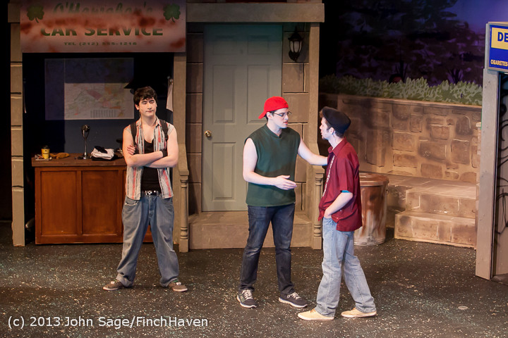 7066 In The Heights VHS Drama 2013 032413