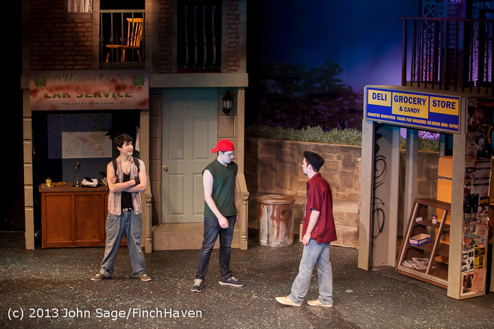 7067 In The Heights VHS Drama 2013 032413
