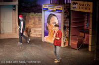 7078 In The Heights VHS Drama 2013 032413