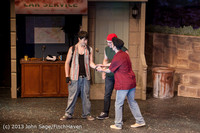 7088 In The Heights VHS Drama 2013 032413