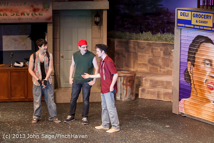 7089 In The Heights VHS Drama 2013 032413