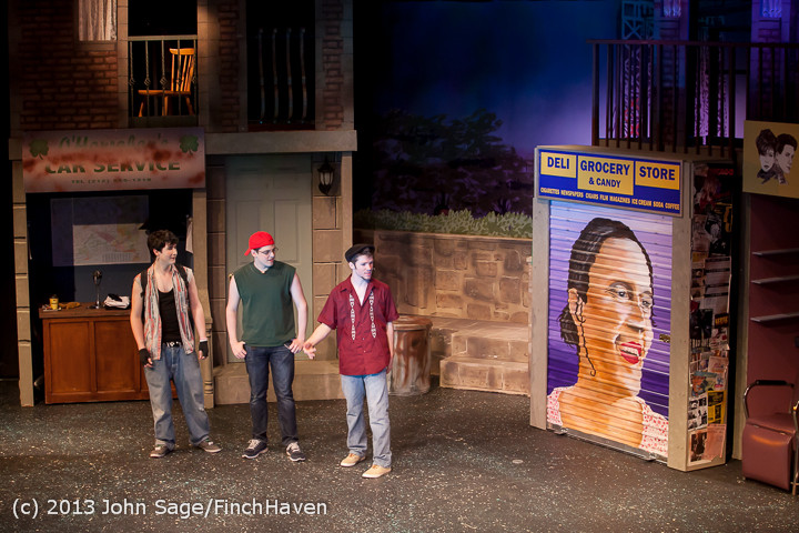 7093 In The Heights VHS Drama 2013 032413