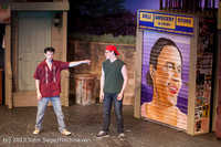 7098 In The Heights VHS Drama 2013 032413
