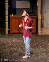 7104 In The Heights VHS Drama 2013 032413