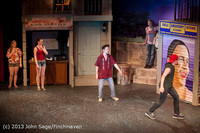 7109 In The Heights VHS Drama 2013 032413