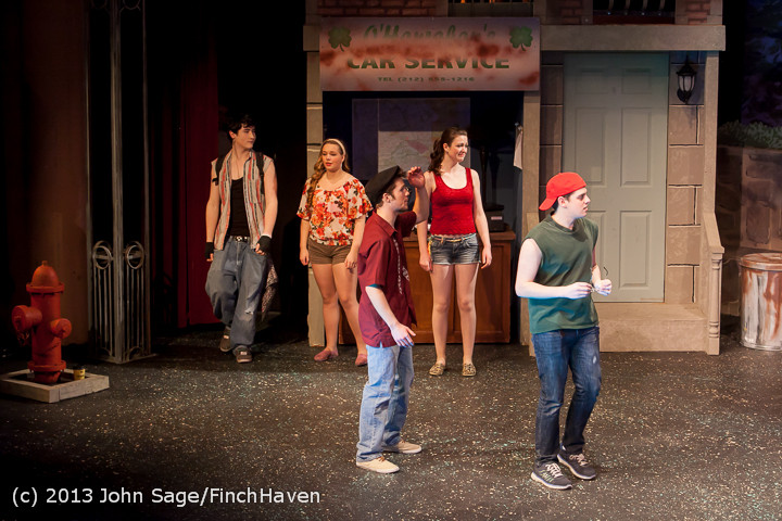 7118 In The Heights VHS Drama 2013 032413