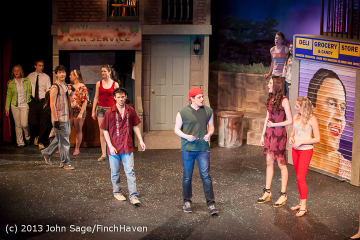 7119 In The Heights VHS Drama 2013 032413