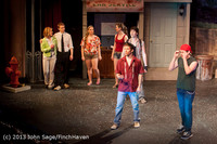 7121 In The Heights VHS Drama 2013 032413
