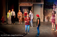 7123 In The Heights VHS Drama 2013 032413