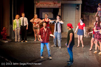 7126 In The Heights VHS Drama 2013 032413
