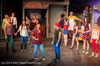 7136 In The Heights VHS Drama 2013 032413