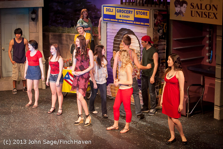 7142 In The Heights VHS Drama 2013 032413