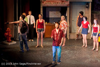 7143 In The Heights VHS Drama 2013 032413