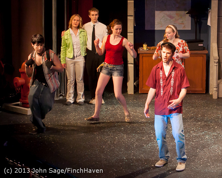 7146 In The Heights VHS Drama 2013 032413