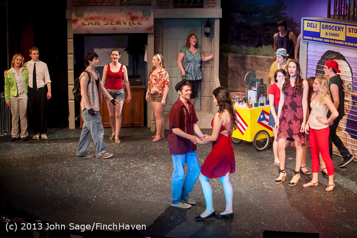 7166 In The Heights VHS Drama 2013 032413