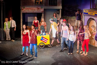 7170 In The Heights VHS Drama 2013 032413