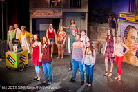 7173 In The Heights VHS Drama 2013 032413