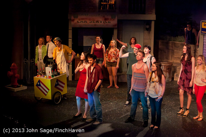 7185 In The Heights VHS Drama 2013 032413
