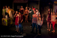 7186 In The Heights VHS Drama 2013 032413