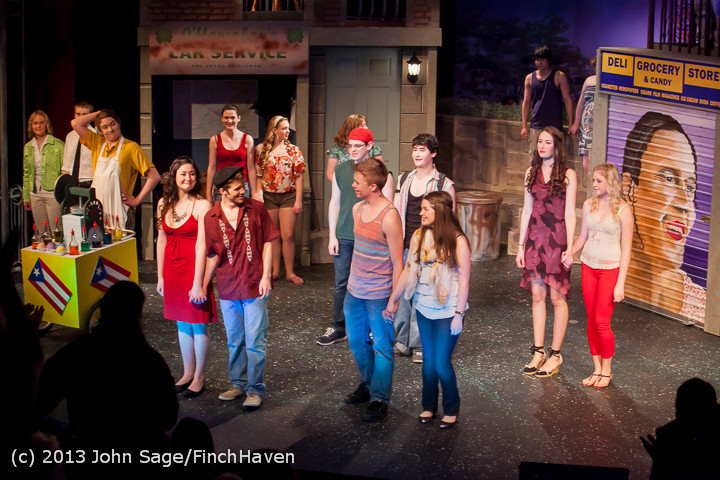 7192 In The Heights VHS Drama 2013 032413