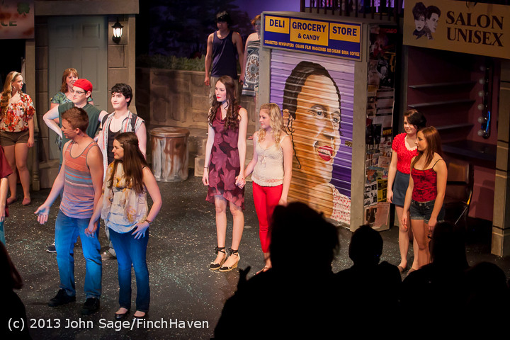 7195 In The Heights VHS Drama 2013 032413