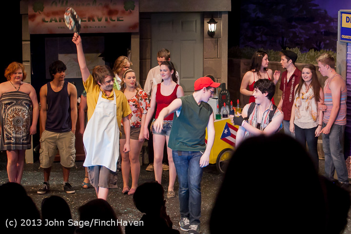 7213 In The Heights VHS Drama 2013 032413