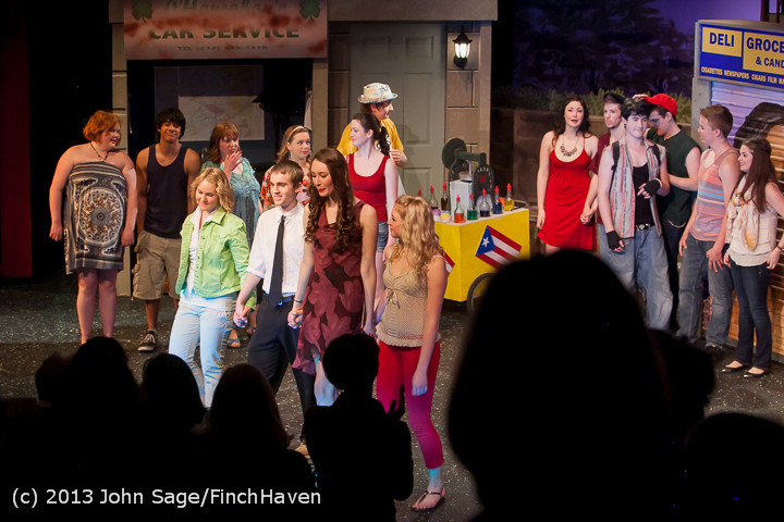 7219 In The Heights VHS Drama 2013 032413