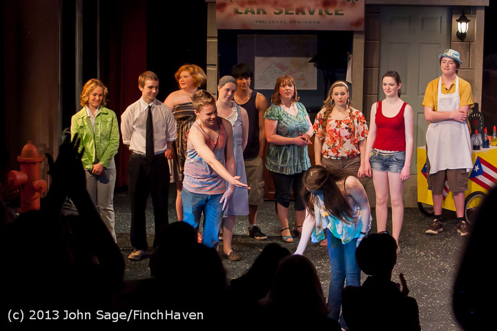 7228 In The Heights VHS Drama 2013 032413