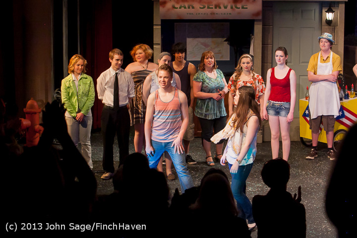 7230 In The Heights VHS Drama 2013 032413