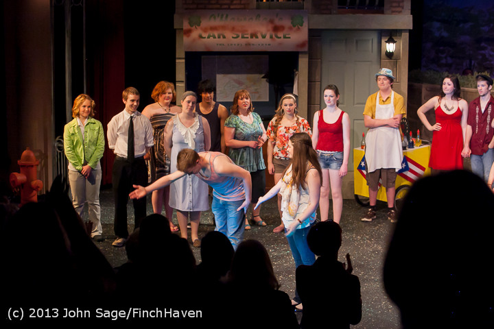 7231 In The Heights VHS Drama 2013 032413