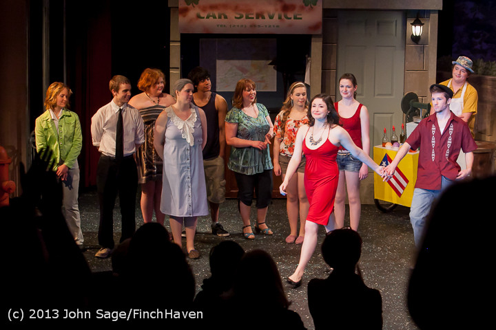 7234 In The Heights VHS Drama 2013 032413