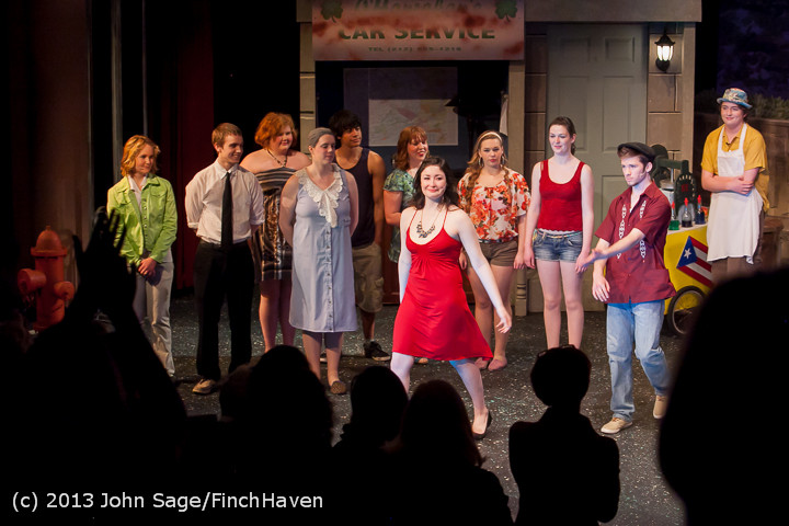 7235 In The Heights VHS Drama 2013 032413