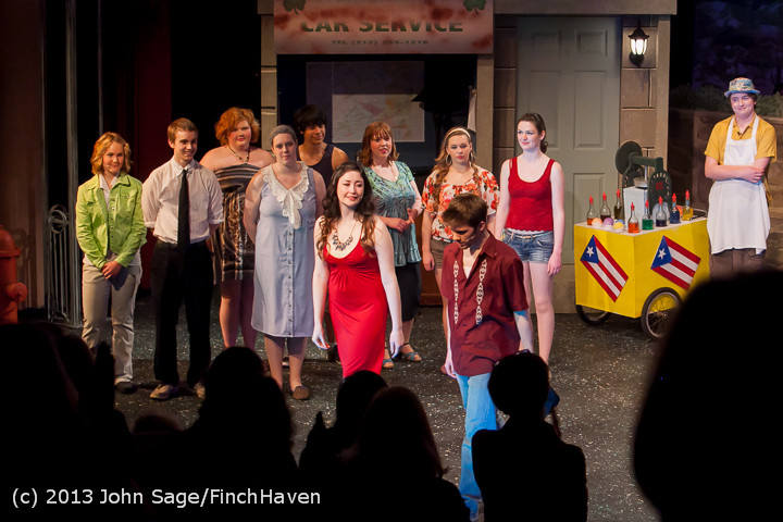 7239 In The Heights VHS Drama 2013 032413