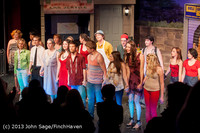 7246 In The Heights VHS Drama 2013 032413