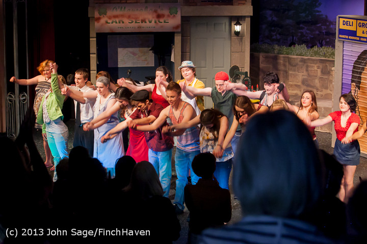 7249 In The Heights VHS Drama 2013 032413