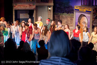 7252 In The Heights VHS Drama 2013 032413