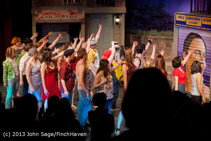 7259 In The Heights VHS Drama 2013 032413