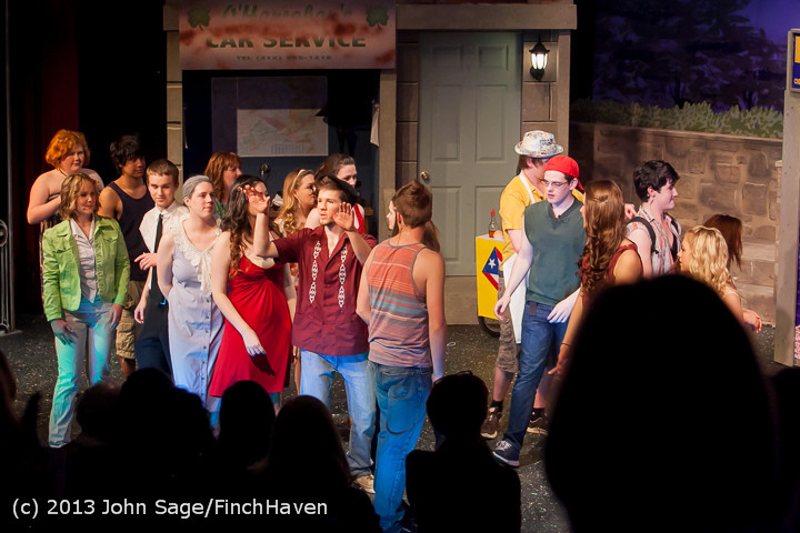 7264 In The Heights VHS Drama 2013 032413
