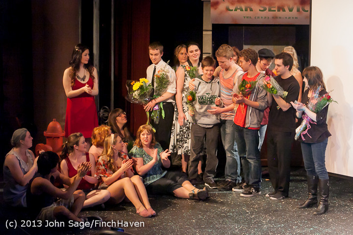 7473 In The Heights VHS Drama 2013 032413